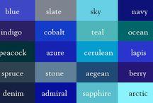 Nom des couleurs