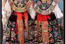 Espanjalainen pukeutumiskulttuuri