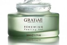 GRATiAE Our Products / The Gratiae product line incorporates rejuvenation from an ancient healing source made popular in the 2nd century during the Roman Empire's rule in combination with plants provided by nature. Implementing modern day technology and expertise, the Gratiae experts have taken this ancient water source to the edge.