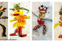 Outdoor Crafts / by Adventure Tykes