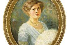 Jenny Nystrom (1854 – 1946