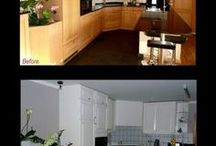 keuken spuiten