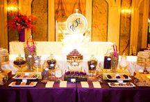 Mithai Dessert Table