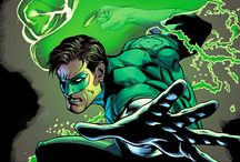 Green Lantern / Wielding Green Lantern power rings, Hal Jordan and the other Green Lanterns can fly and create constructs made of pure energy. / by DC Comics