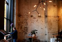 Hotspots - Cafes and bars