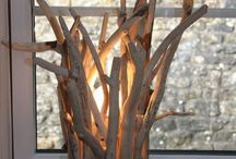 Creare con legnetti
