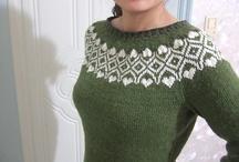 strikking gensere