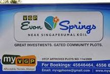 Plots for sale in SingaperumalKoil / Plots in singaperumalkoil - Search residential plots in singaperumalkoil at myvgp properties.Get best plots for sale in singaperumalkoil within your budget.