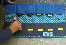 Garage voiture couture