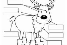 Christmas. Worksheets & Activities