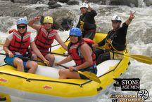 Rafting / ¿Haz sentido la adrenalina, el viento el tu rostro, la brisa en tu cuerpo...? ¡Siéntete vivo!