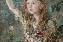 Anton Romako / Viennese artist (1832-1889)