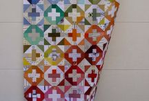 ROYGBIV Quilts / Quilt the rainbow...