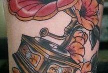 Tattoo Ideas / by Jenn Bress