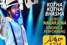 King Nagarjuna Singing And Performing Kotha Kotha Bhasha Song