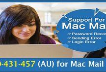Apple Mac Email Support 1-800431457 Australia