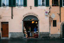 Lucca, Tuscany