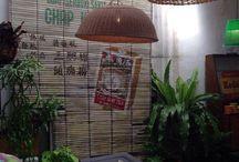 Masak Masak bamboo blind