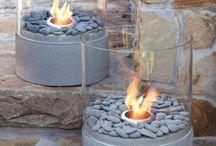 outdoor fires