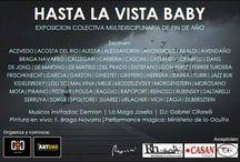 Exposición: Hasta la Vista, Baby / Expo de fin de año en Arteme Galería Artistas Emergentes - 19 al 31/12/14.