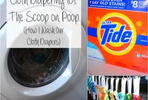 Cloth Diapering Tricks and Tips
