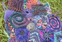 Crochet, free form