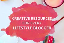 Blogging Ideas / All things blogging / by Sharon Van Wyk