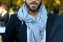 Look foulards homme