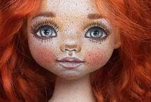 Игрушки и куклы ручной работы
