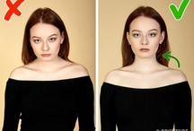 12 errores para evitar malas poses en fotografía de retrato / Fotografías de: Roman Zakharchenko , Modelo: Daria Kharitonova para BrightSide.me