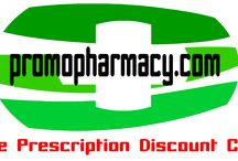 promopharmacy.com / FREE PRESCRIPTION DISCOUNT CARD. The PROMOPHARMACY.COM prescription savings card delivers significant discounts on both brand name and generic drugs at over 60,000 pharmacies nationwide. Cardholders save up to 85% on prescription drug purchases.        www.promopharmacy.com