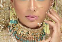 INDIA - SAREE AND LEHENGA