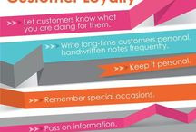 Exceptional Customer Service / Great Customer Service is vital to any business