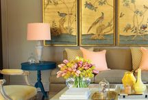 Home Inspiration & Wow Factor / by Zena Smith