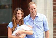 Duke and Duchess of Cambrigde