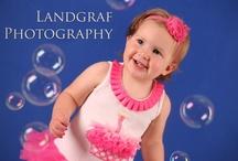 Baby & Children's Portrait Ideas / Adorable pose or set ideas for baby and children's portraiture.