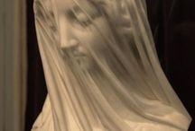 sculpture + veils