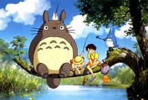 Totoro for E / by Cassy Hedberg