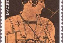 Macedonia -Fyrom Stamps