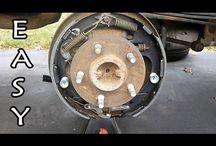 car repair / by Lucy Byrd