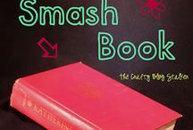 Smash That Book! / Record your life creatively. Everything Smash Books.