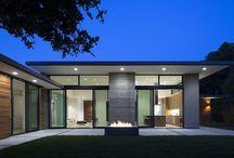Diseñó casa