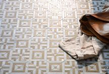 L A B E R I N T O / Laberinto is a mosaic designed by Paul Schatz for New Ravenna's Parterre Collection. / by New Ravenna