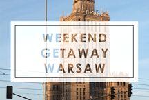 Weekend in Warsaw