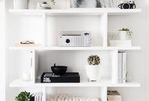 *shelves*