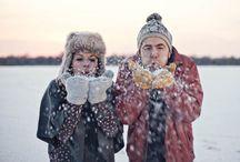PHOTO - Snow