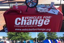 Vehicles for Change Events