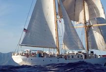 SEA Semester Ships / Pin-worthy shots of the SSV Corwith Cramer and SSV Robert C. Seamans