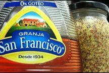 Receta/Recipe   Salsa de Miel y Mostaza / Todas las recetas / All recipes http://elreceton.blogspot.com.es/