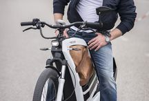 Moto et vélo elec
